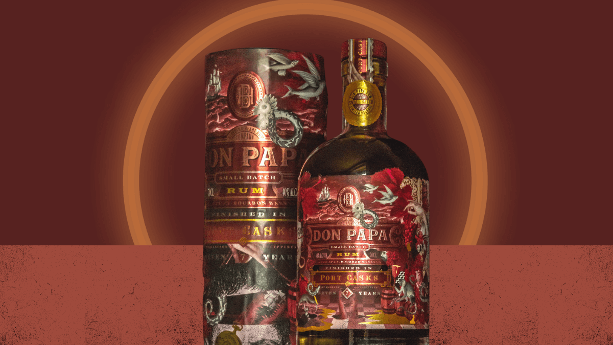 Read more about the article Don Papa Launches A Stunning Bottle Of Their Limited Edition Port Cask Rum
