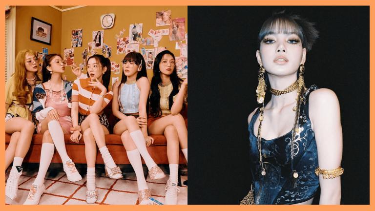 K-Pop Daebak: Red Velvet, Lisa