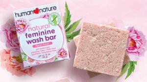 Human Nature Feminine Wash Bar