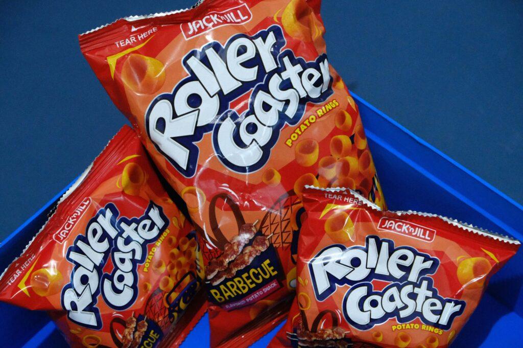 Eat Sheet - Roller Coaster BBQ