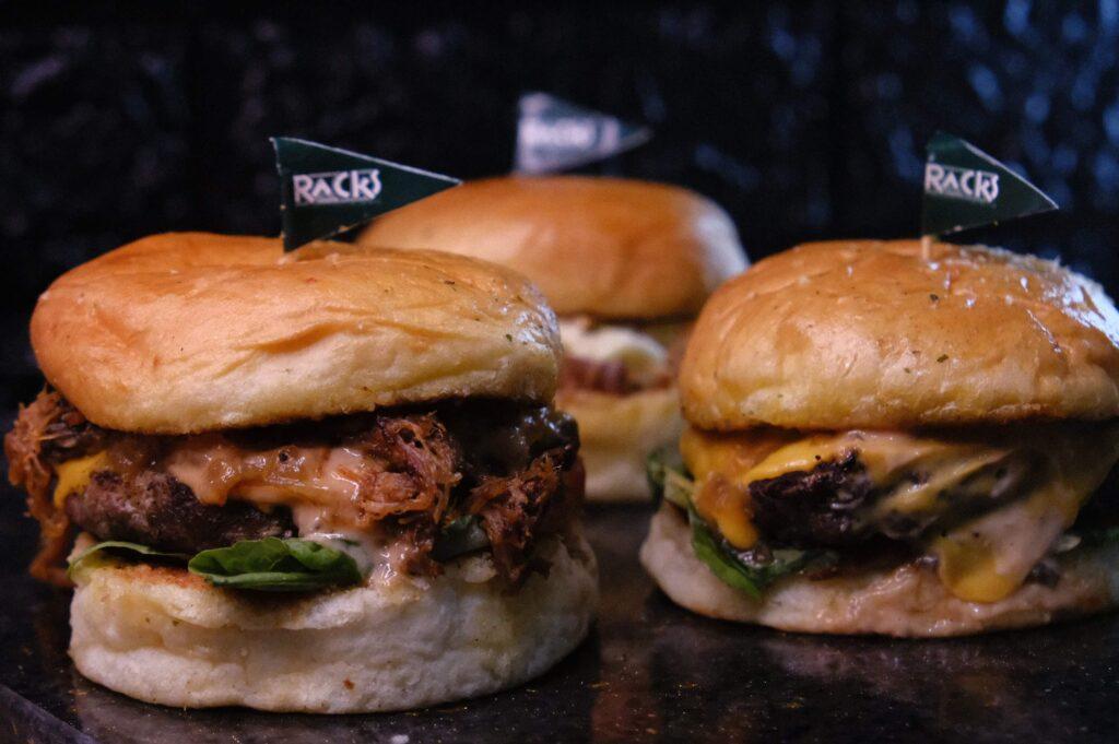 Eat Sheet - Racks Real Deal Burgers