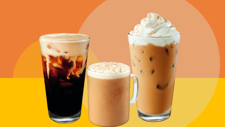 Starbucks Oatmilk Series Pumpkin Spice Latte
