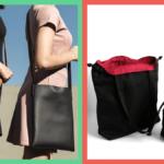 Tote Bag: Straightforward, Badass Tote Girl