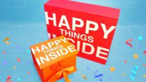 Unbox Happiness