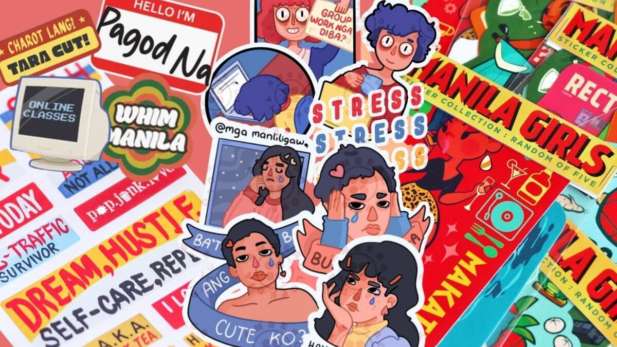 Read more about the article 12 Online Shops Where You Can Order Awesome Stickers!