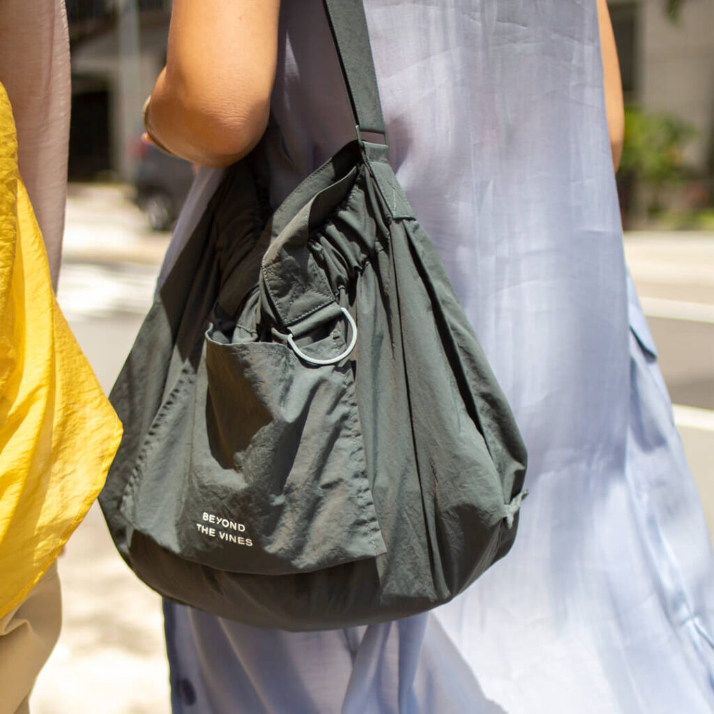 Cult-fave Dumpling Bag now exclusively available at Beyond The Vines in Shangri-La Plaza