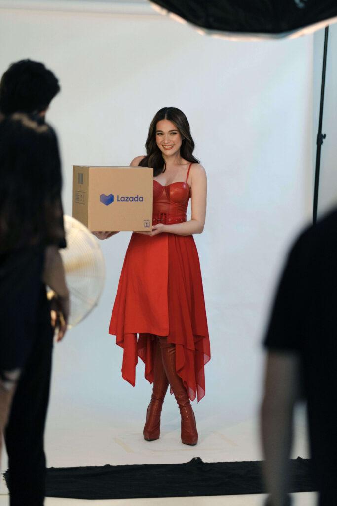 Lazada launches 10.10 Big Brands Sale, Unveils Bea Alonzo as its Newest Brand Ambassador