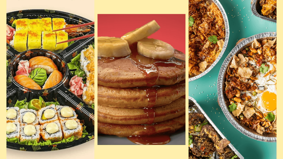 Read more about the article Eat Sheet: A New Sushi Platter, Healthier Pancakes at Home, and Ping Pong Diplomacy's Comeback