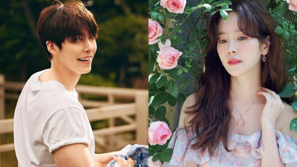 Kim Woo Bin and Han Ji Min - Our Blues