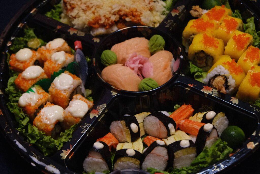 Eat Sheet - Premium Sushi Platter by Mitasu Yakiniku