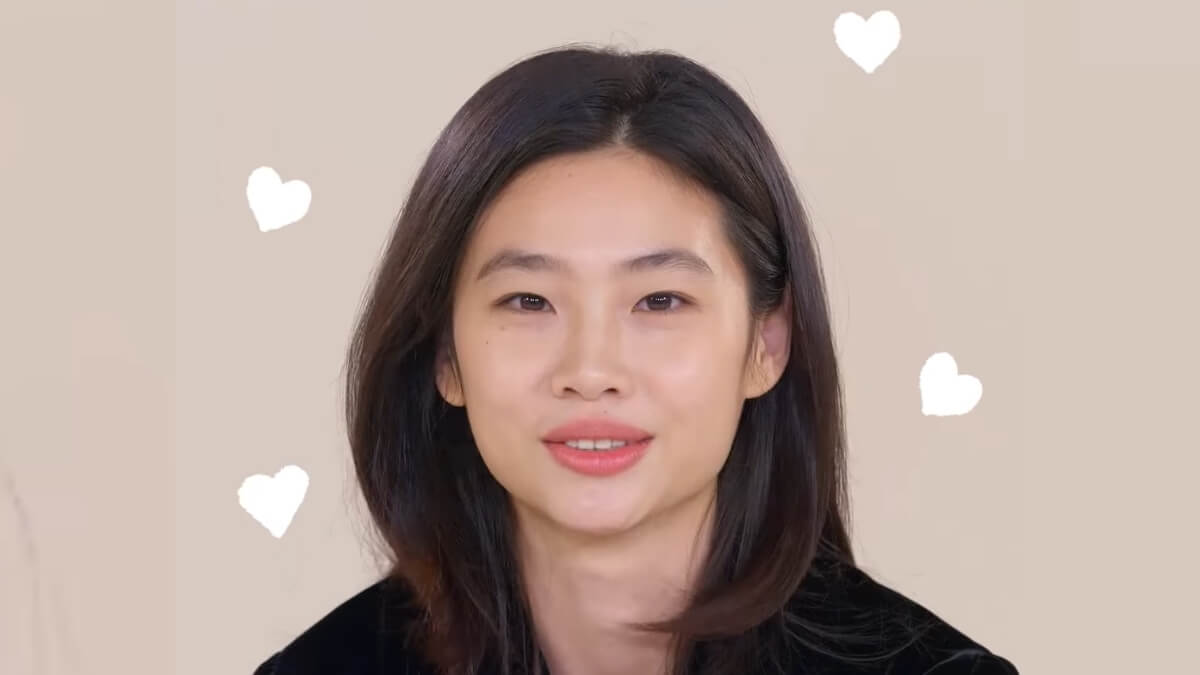 Read more about the article WATCH: Jung Ho-yeon of 'Squid Game' Says She Wants to Star in a Romantic Show