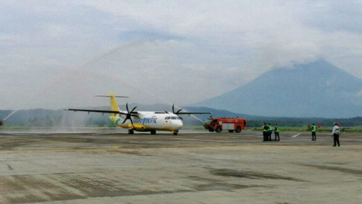 Read more about the article Cebu Pacific Starts Operations at the New Bicol International Airport
