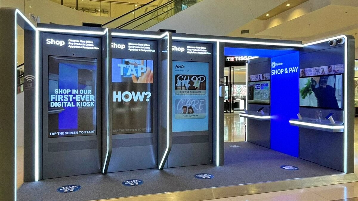 Read more about the article Globe Launches Their Latest Retail Innovation Shop & Pay