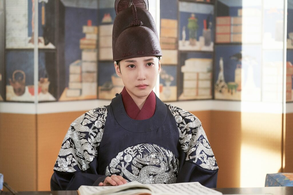 Park Eun Bi as Yi Hwi in The King's Affection