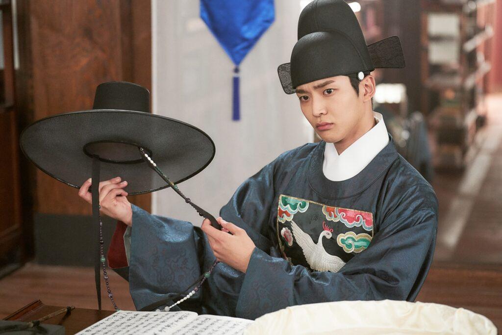 Rowoon as Jung Ji Un The King's Affection