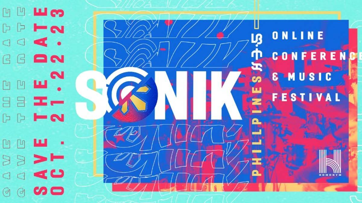 Read more about the article Show Your Love For Pinoy Music at Sonik Philippines This October