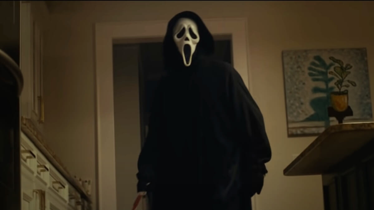 Read more about the article WATCH: Ghostface Infiltrates a Smart Home in First 'Scream 5' Trailer