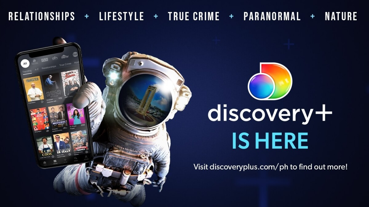 Read more about the article Discovery+ is Now in PH with a Limited Offer of P129 for One Year Access
