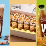 Eat Sheet - October 15 - Praline Series, Litro Iced Tea, Yayoi