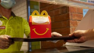 McDonald's Mystery Box