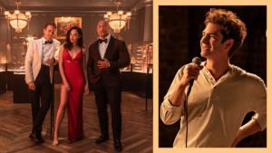 Netflix for November: Red Notice, tick, tick...BOOM!